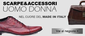 Scarpe&Accessori Uomo Donna