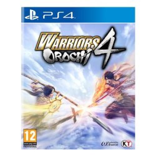 Koch Media Games/Educational PS4 WARRIORS OROCHI 4 VIDEOGIOCHI