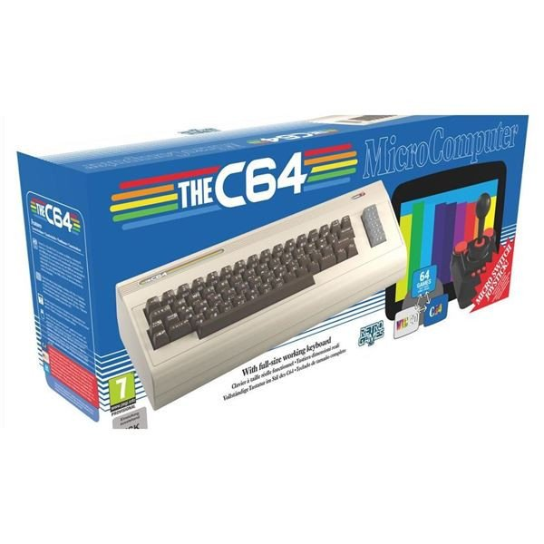 Koch Media THE C64  VIDEOGIOCHI