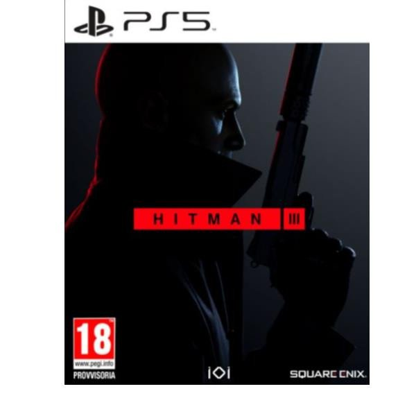 Koch Media PS5 Hitman 3  Videogiochi