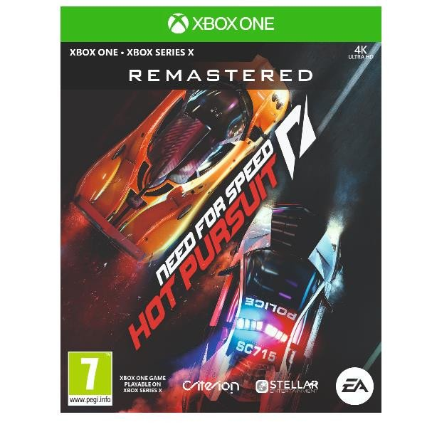 Electronic Arts NEED FOR SPEED HOT PURSUIT