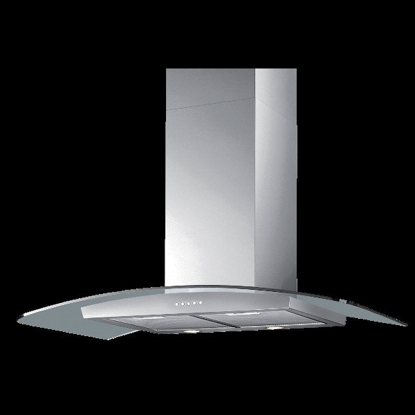 Fabita 25803 CAPPA GC15 CURVED GLASS IX 60CM