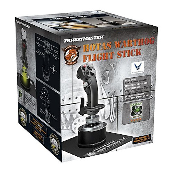 Thurstmaster WARTHOG FLIGHT STICK  PC Controller E Joystick