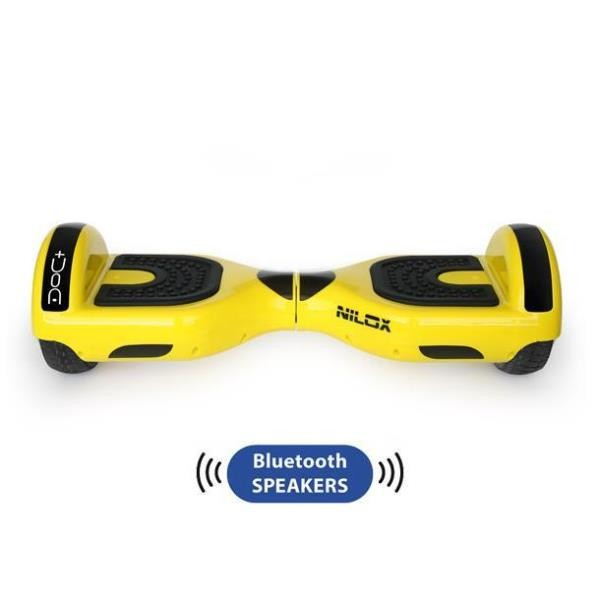 Nilox DOC HOVERBOARD PLUS YELLOW 6.5