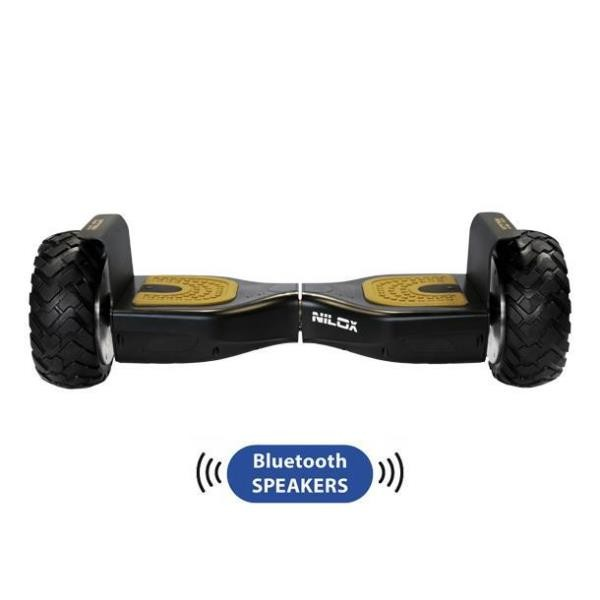 "Nilox Hoverboard DOC OFF-ROAD BTooth 8"" Nilox"