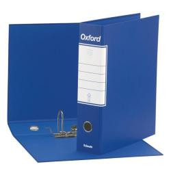 Esselte CF6REGISTRATORI OXFORD G83 BLU