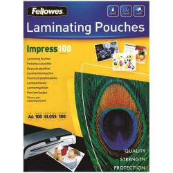 Fellowes Leonardi CF100POUCHES LUCIDE IMPRESS100A4