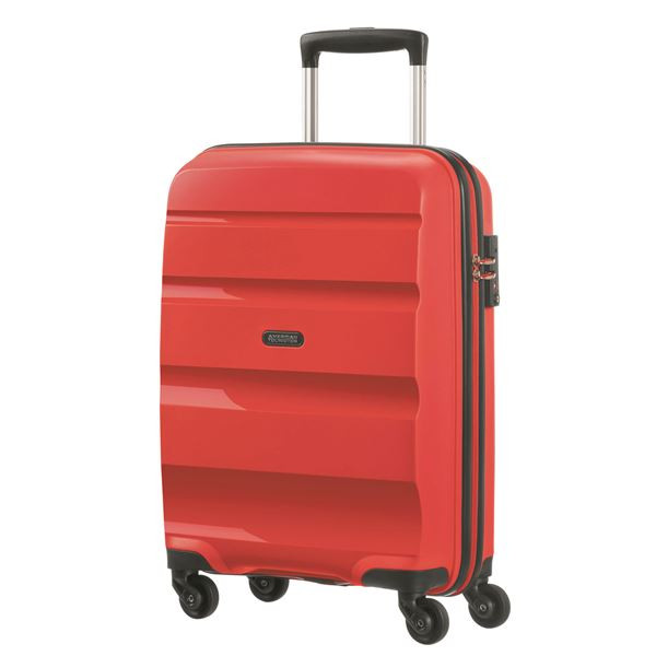 AMERICAN TOURISTER BON AIR SPINNER L TROLLEY ROSSO 54X75X29