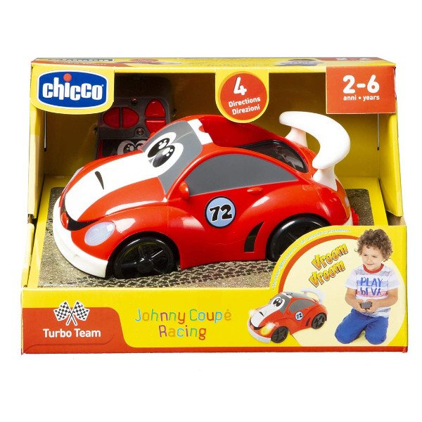 Chicco GIOCO JOHNNY COUPE' RACING