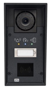 2N HELIOS IP 1 TASTO CAMERA LED DI