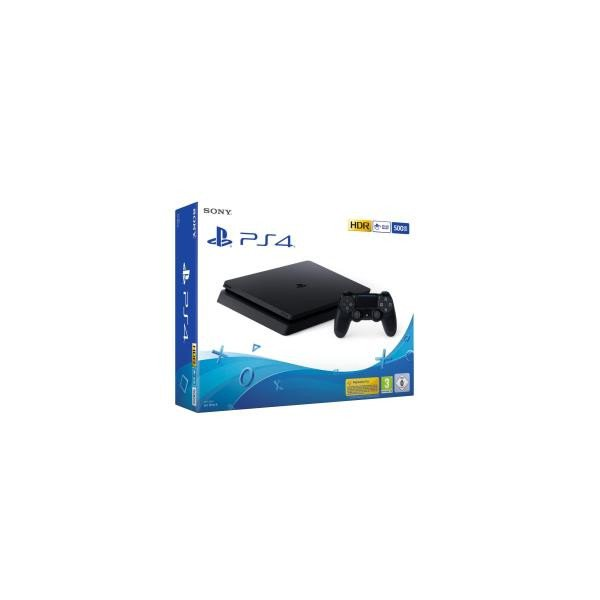 Sony PS4 500GB BLACK F-CHASSIS