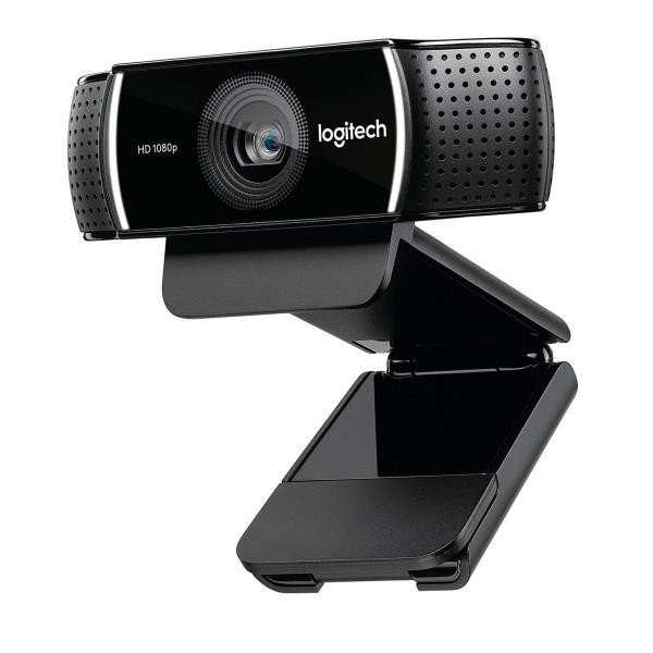 Logitech C922 PRO STREAM WEBCAM USB-EMEA  IN