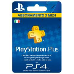 Sony SONY PLAYSTATION PLUS CARD HANG 90DAYS