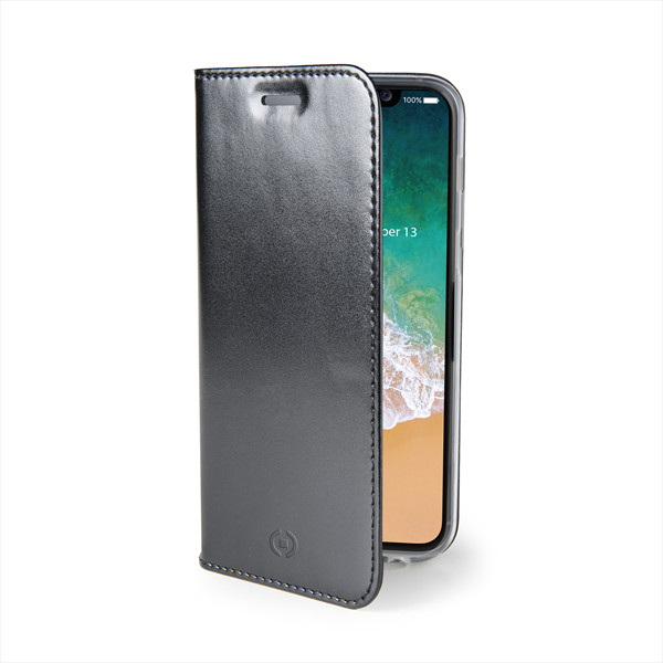 Celly AIR - IPHONE Xs/X CASE X BK