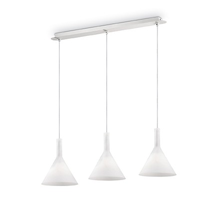 Ideal Lux COCKTAIL SB3 SMALL BIANCO