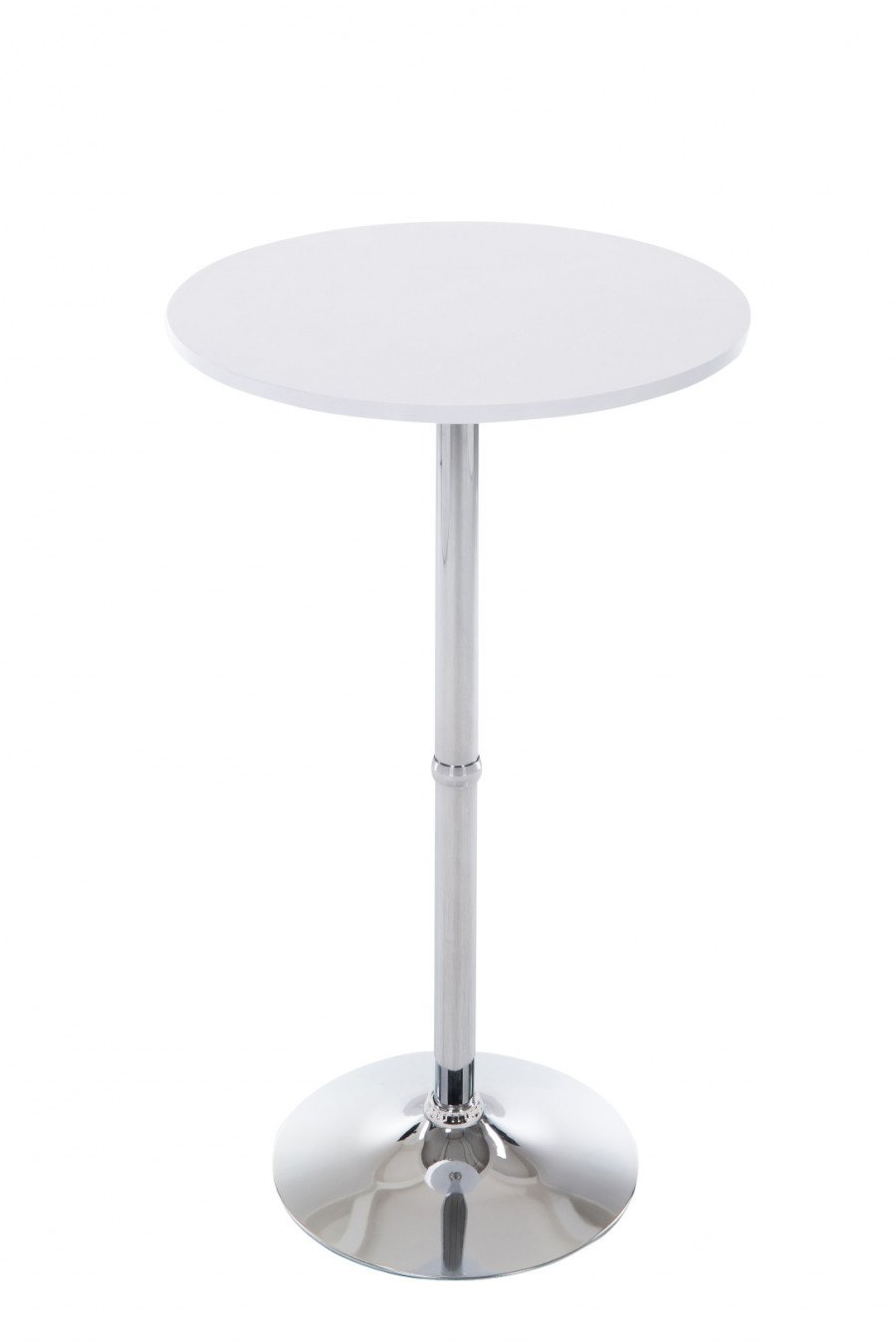 CLP Tavolo da bar rotondo bianco - Epto