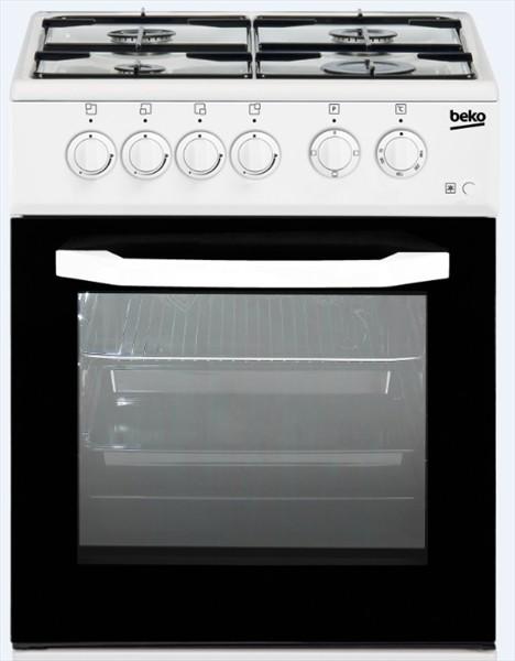 Beko cucine a gas cucina css42014fw diccgbekcss42014f epto - Cucine glem gas opinioni ...