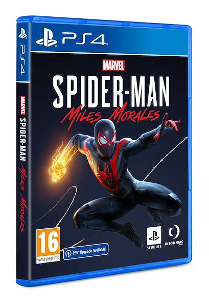 Sony PS4 MARVEL S SPIDER-MAN MILES MOR