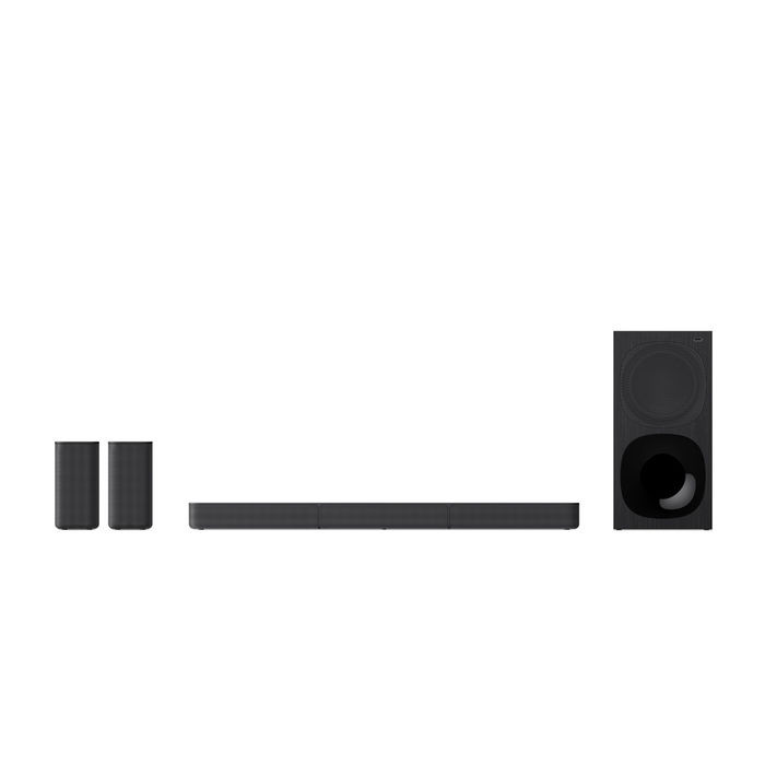 Sony HTS20R.CEL SOUND BAR 5.1+SUB+SPEAKER 400W Home Theatre Con Dvd