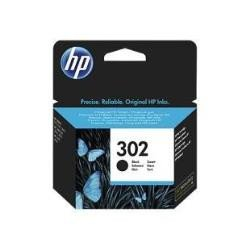 HP Hewlett Packard INK CARTRIDGE NO 302 BLACK BLISTER