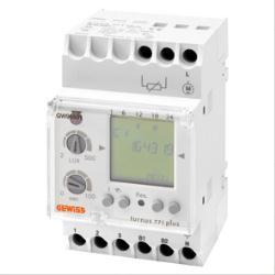 Schema Elettrico Interruttore Crepuscolare 230v : Gewiss accessori modulari interruttore crepuscolare gw epto
