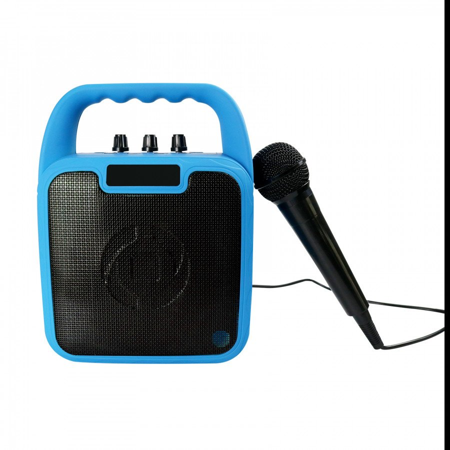 Celly PARTY - WIRELESS SPEAKER WITH MICROPHONE [KIDS]