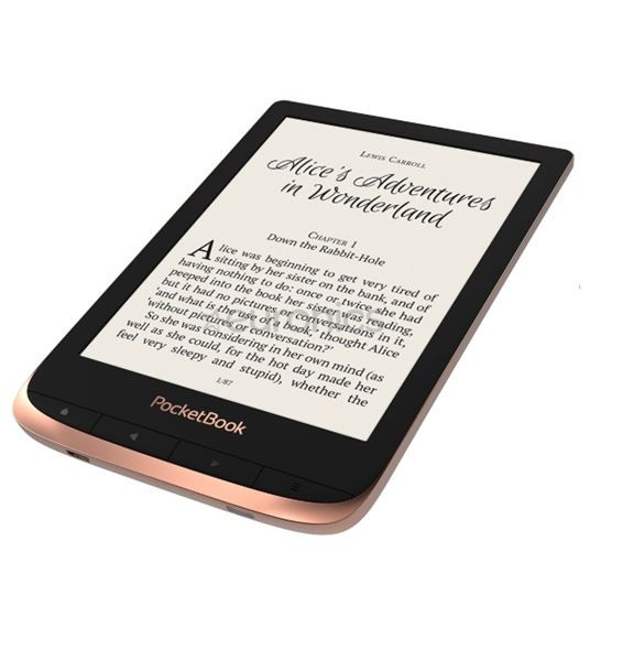 Pocketbook Readers Pocketbook TOUCH HD3 Metálico COBRE