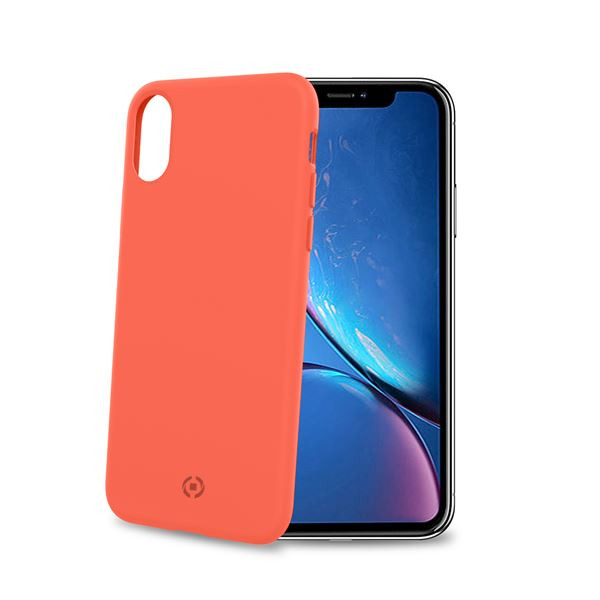 Celly SHOCK - IPHONE XR ORANGE