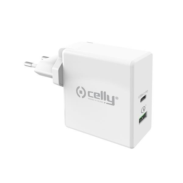 Celly PD WALL CHARGER - UNIVERSAL [PRO POWER]