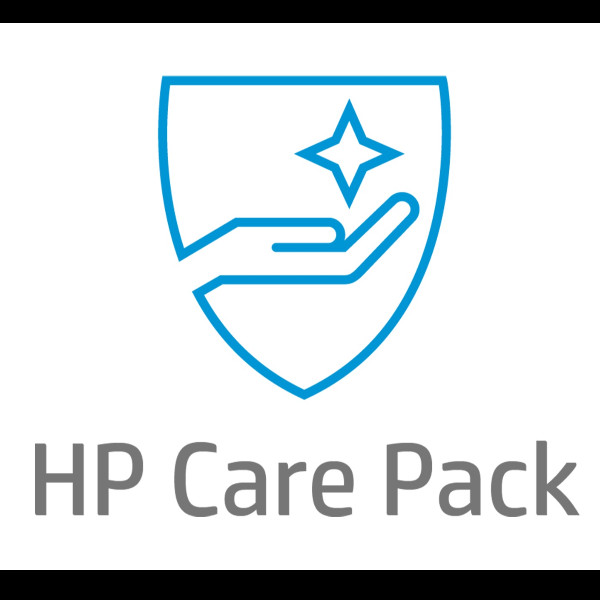 HP Hewlett Packard CAREPACK 2 ANNI PICKUP RETURN NOTEBOOK