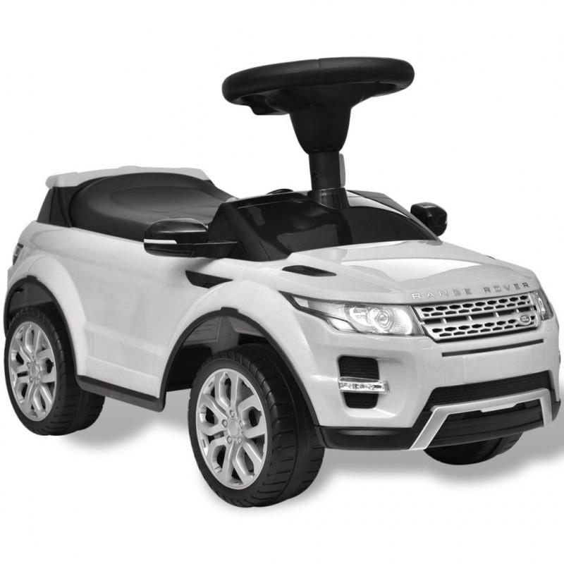 348 Pousser Rover Voiture À Pour Jouets Enfant Blanche Musique Land Vidaxl Avec ONn0kX8wP
