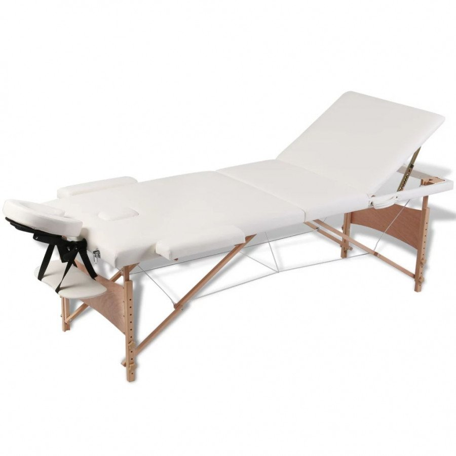 Lettino Pieghevole Per Massaggio.Vidaxl Arredo E Complementi Lettino Pieghevole Da Massaggio