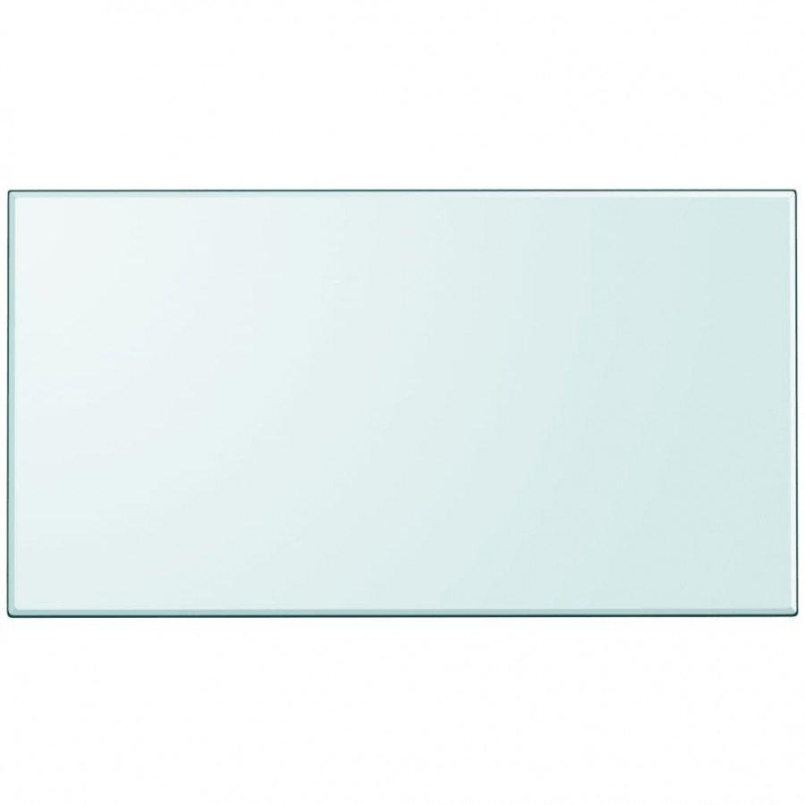 VidaXL - Arredamento Casa Piano tavolo vetro temperato rettangolare ...