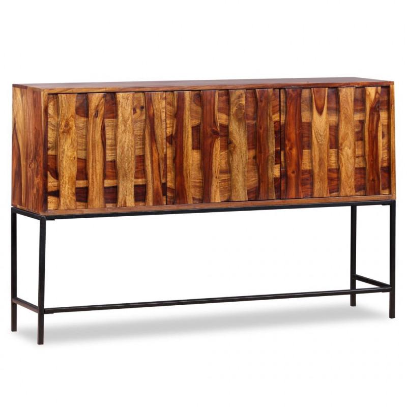 VidaXL - Arredamento Casa Credenza in legno massello di sheesham ...