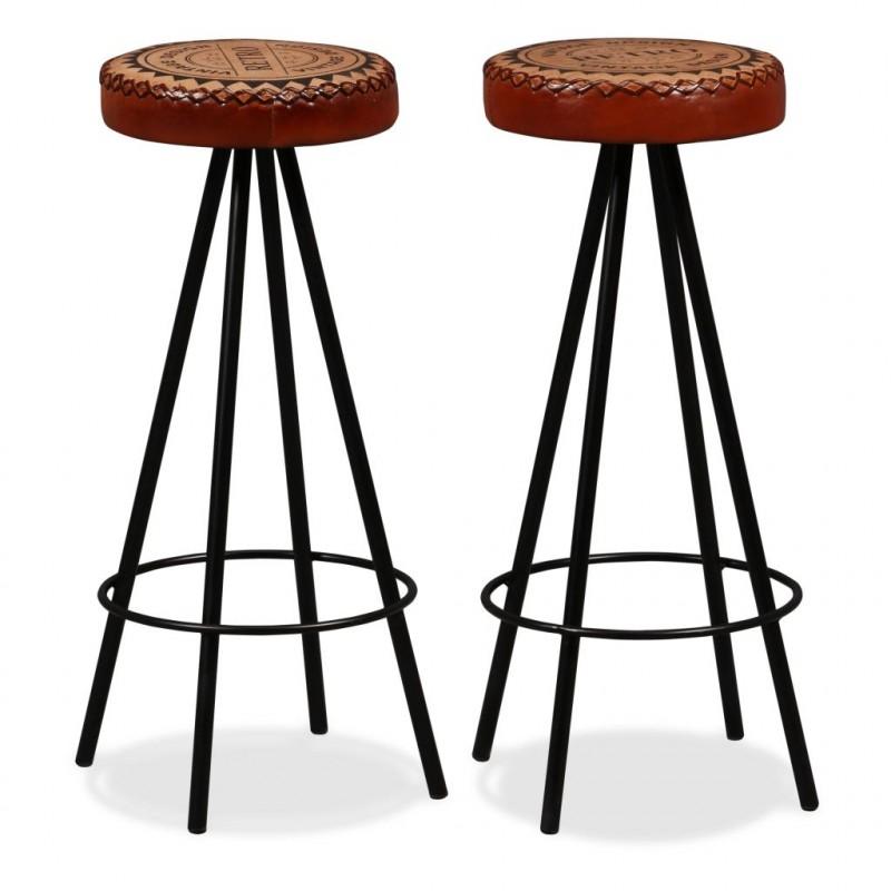 e8822b179170 Estos taburetes de cocina tienen una apariencia industrial y serán un  aporte distintivo para cualquier hogar, bar o restaurante Los taburetes de  bar están ...