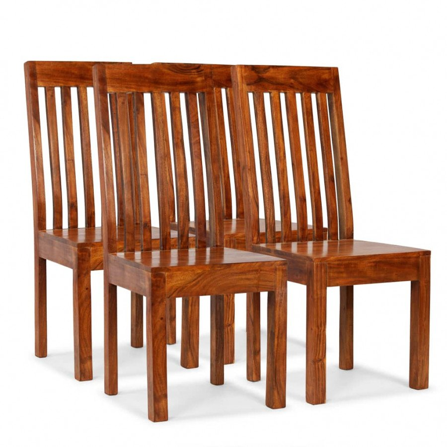 sillas de comedor madera maciza