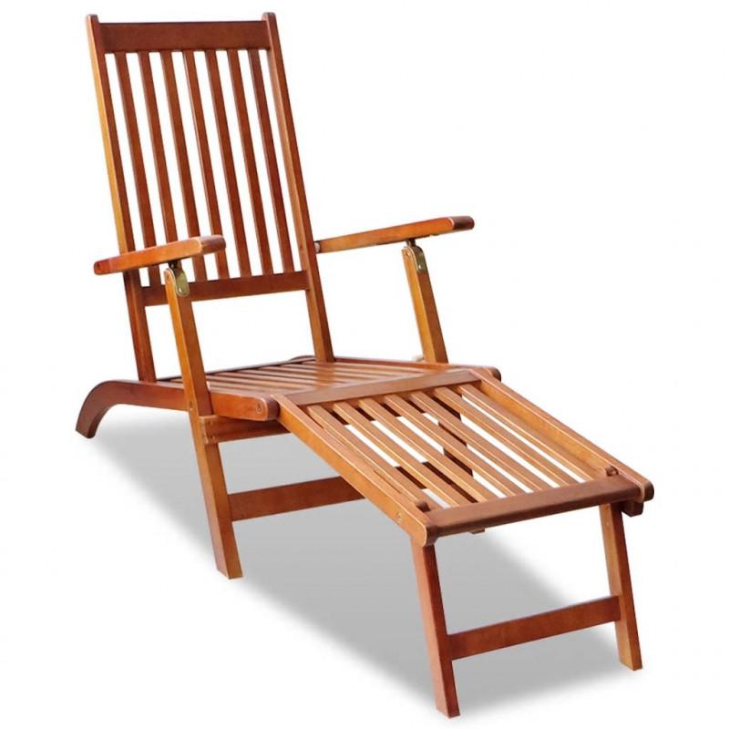 Notre Chaise De Terrasse En Bois Dur Dacacia Vous Offrira Un Endroit Confortable Pour Detendre Sur Votre Ou Dans Jardin