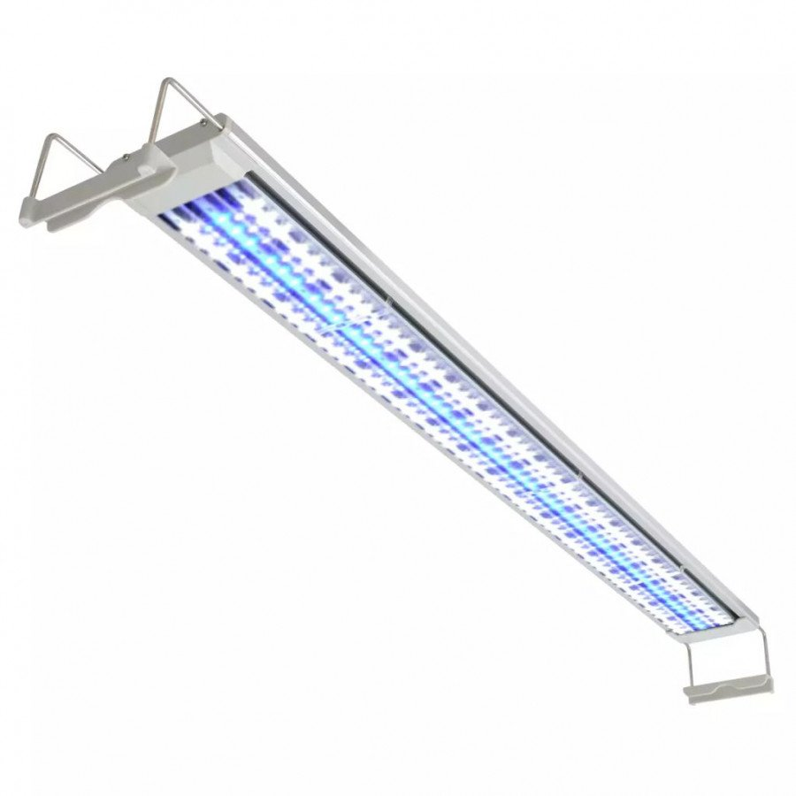 Animaux Vidaxl Lampe Articles Cm Aluminium Compagnie Pour Ip67 De À Led 110 100 Aquarium uF5TK1l3Jc
