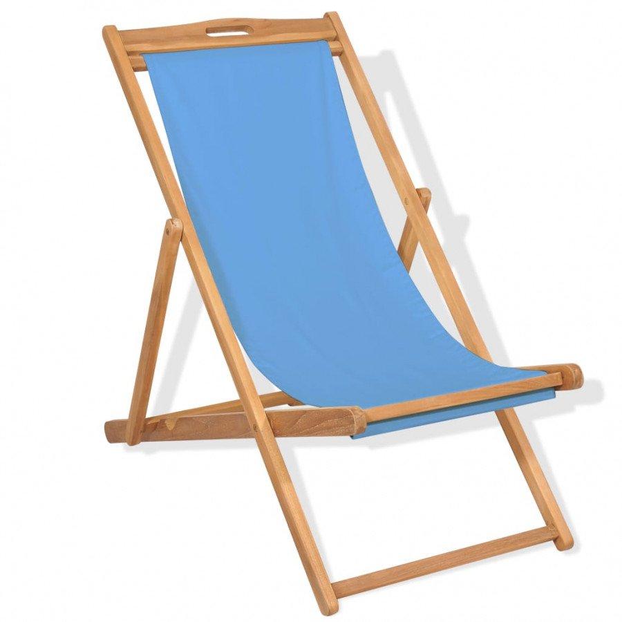 Cette Chaise De Terrasse Iconique Sera Ideale Pour Votre Jardin Ou La Plage Le Camping Est Faite Teck Solide