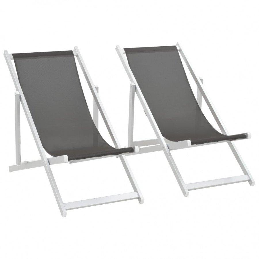 vidaxl silla plegable