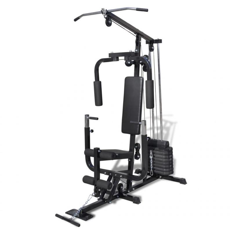Vidaxl Vx90485 Banc De Musculation Station De Musculation Vx90485