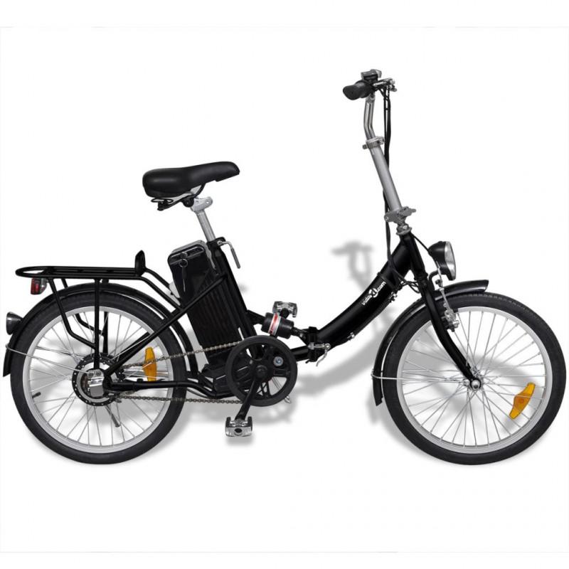 Bici Elettrica Batteria Agli Ioni Di Litio In Lega Di Alluminio Questa Bicicletta Pieghevole Di Alta Qualità Vi Farà La Vita Molto Più Leggera La