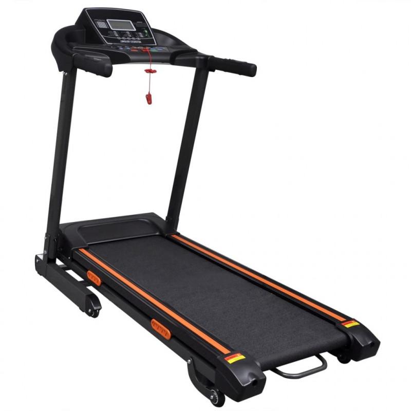Vidaxl Fitness Palestra Tapis Roulant Da Palestra Elettrico 1 5