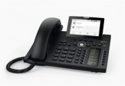 D385 Enterprise IP Phone Black