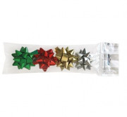 CF4STELLE 9129  65MM ASSORTITI NATAL Confezionamento/regalo