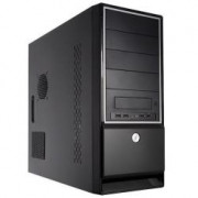 01SK393515001 CASE MIDDLE TOWER ATX 500W BLACK CABINET MIDDLETOWER
