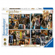 Harry Potter Ravensburger Puzzle - 4x100 pz Bumper Pack