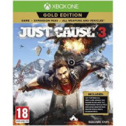 XONE JUST CAUSE 3 GOLD EDITION