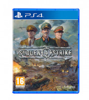 PS4 SUDDEN STRIKE 4