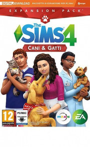 PC THE SIMS 4 CANI E GATTI